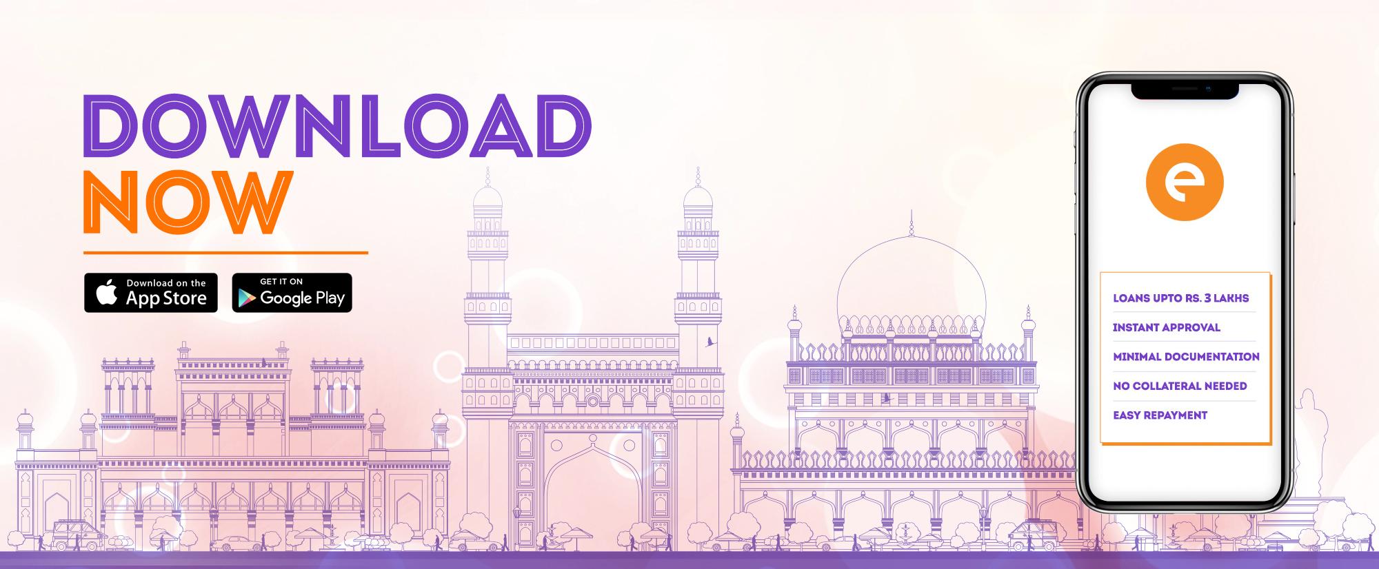 Personal Loan In Hyderabad Apply With Cashe Loan App