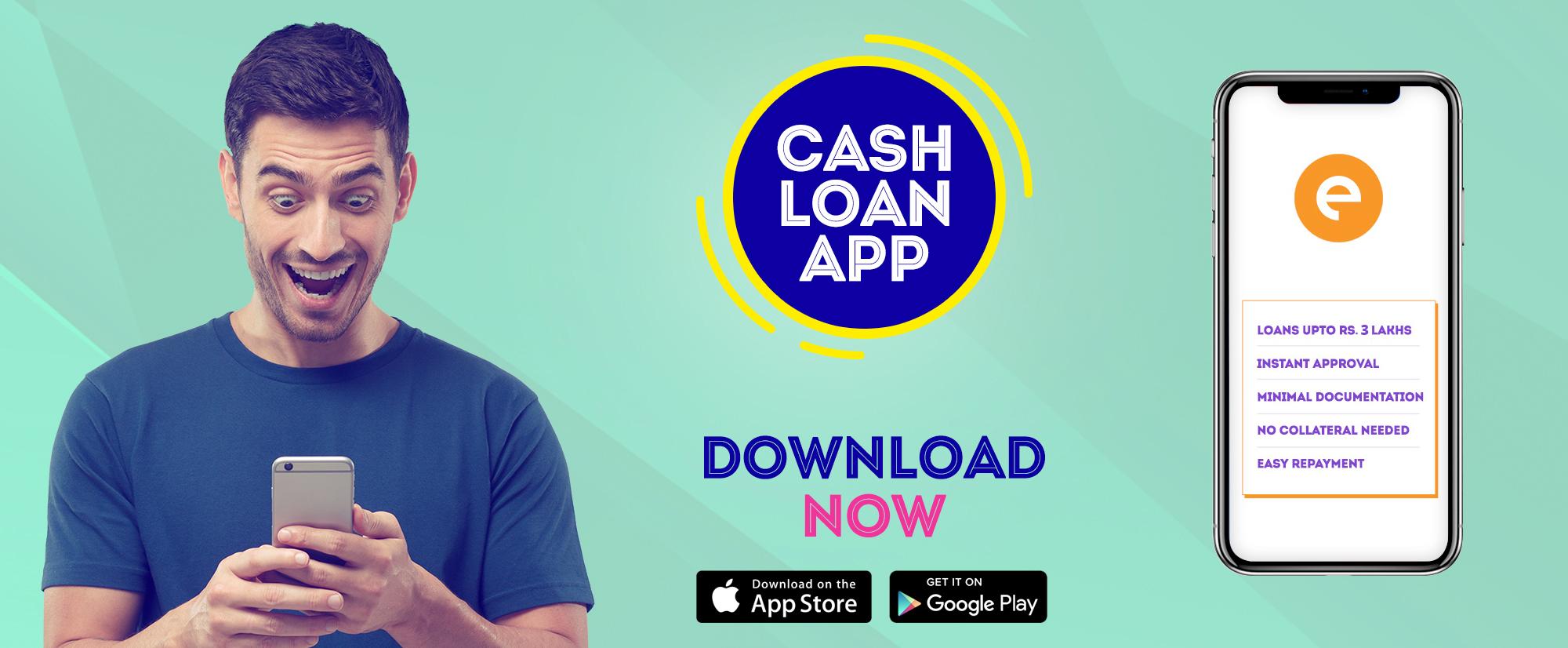 Cash Loan - Get Cash Loan Online with CASHe Cash Loan App