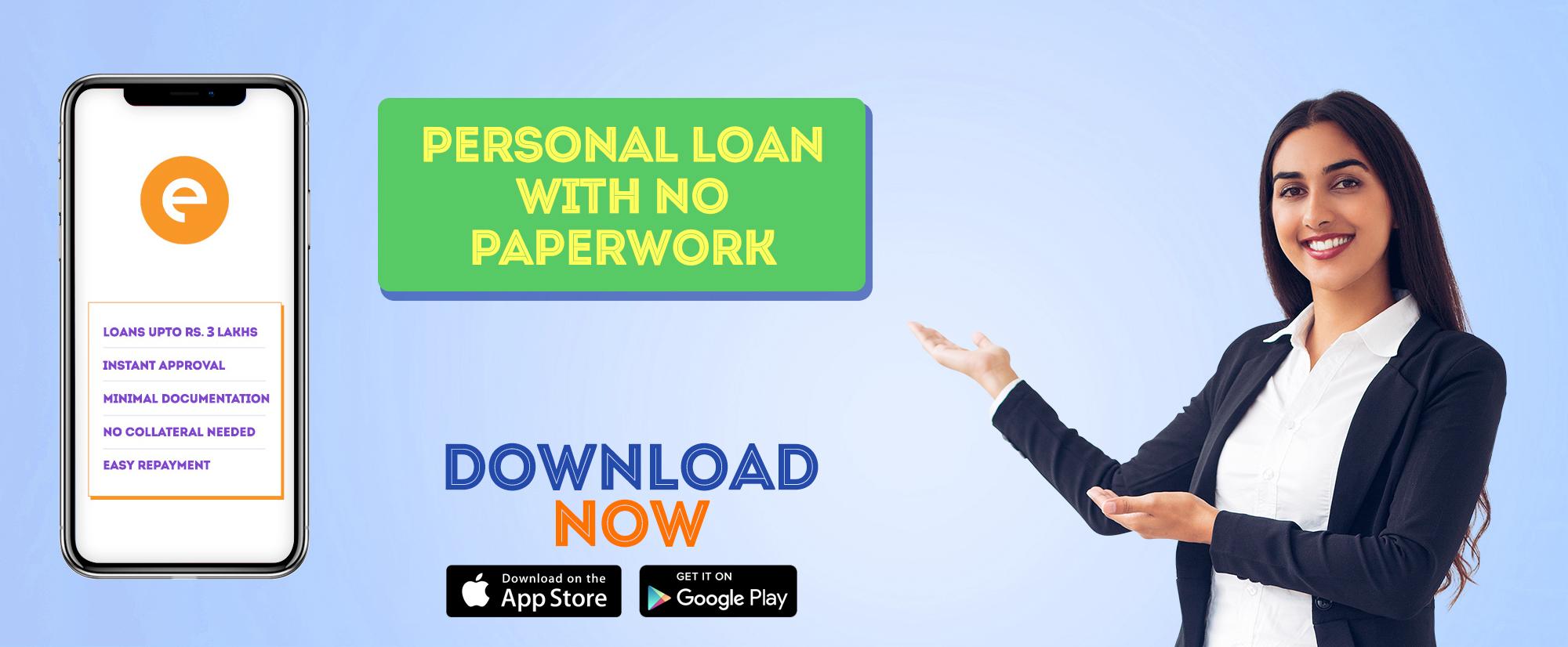 Get A Personal Loan With No Paperwork Easy Loan App Cashe